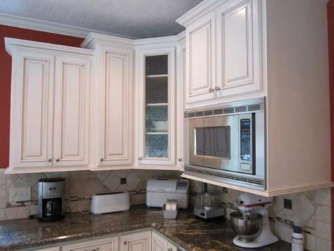 Custom Kitchen Cabinet Remodel 1