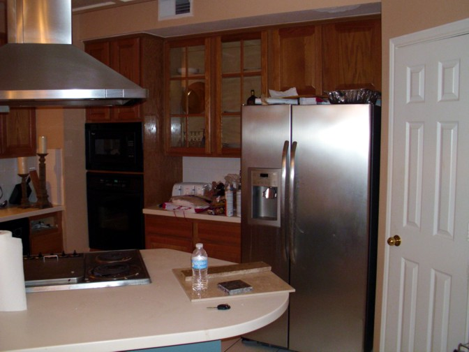 Custom Kitchen Cabinet Remodel 2