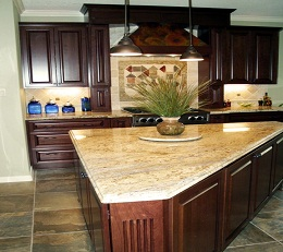 Regal Cherry Cabinets